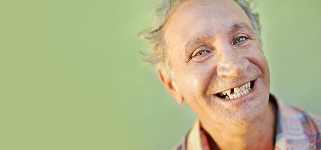 Losing your tooth: Keeping your dignity!