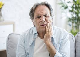 What dental issues can occur once your reach your 50's and beyond? – PH-44